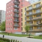 Obytný soubor Tulipán - bytový dům + podzemní garáže, Praha (40 mil. Kč)